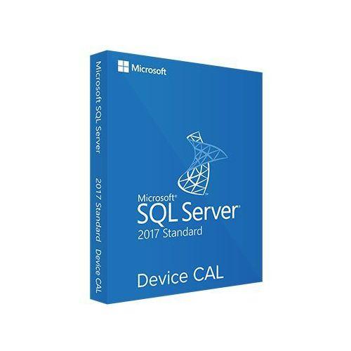 Sql server 2017 device cal 32/64 bit marki Microsoft
