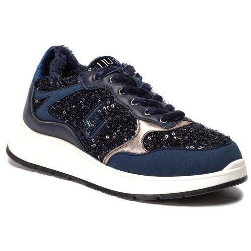 Sneakersy - asia 06 b69009 tx049 marine s1113, Liu jo