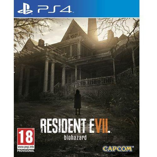 Resident Evil 7 na PlayStation4