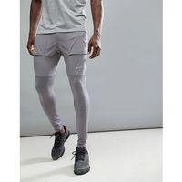 Nike Running Hybrid Joggers In Grey AA4199-036 - Grey, kolor szary