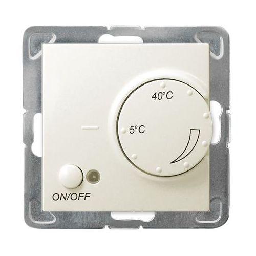 Ospel impresja ecru - regulator temperatury rtp-1y/m/27