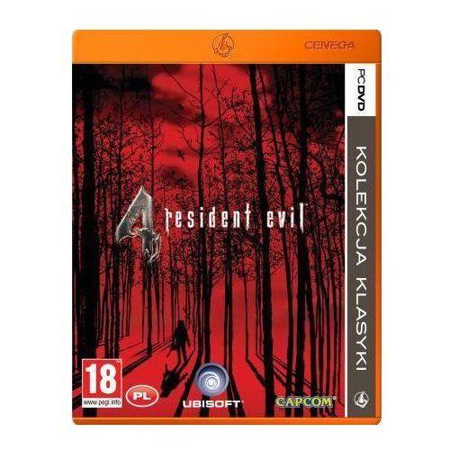 Gra Resident Evil 4 z kategorii: gry PC