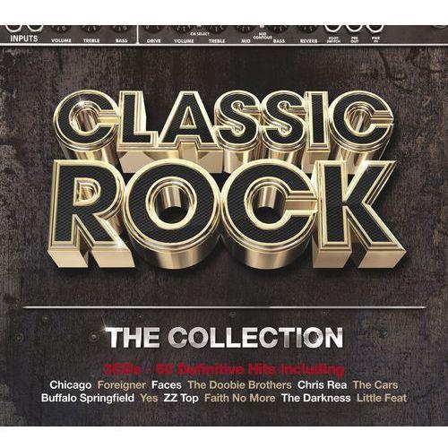 Classic Rock - The Collection (Digipack) - Różni Wykonawcy (Płyta CD)
