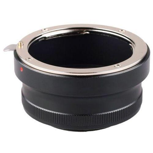 adapter bagnetowy mikro 4/3 - nikon, marki Foxfoto