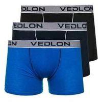 Vedlon Bokserki męskie multikolor denley v11 3 pack