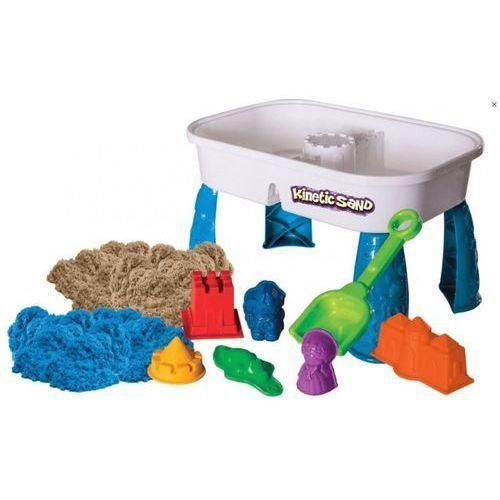 Kinetic Sand Stolik do zabaw z piaskiem 6031658 (0778988196854)