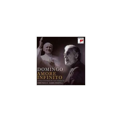 Plácido Domingo - Amore Infinito - Songs Inspired by the Poems of John Paul II - Karol Wojtyla - sprawdź w wybranym sklepie