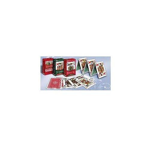 Karty - International (czerwone)