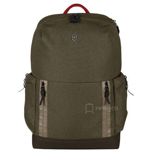 "Victorinox Altmont Classic Deluxe plecak na laptop 15,4"" / ciemnozielony - Olive, kolor czarny"