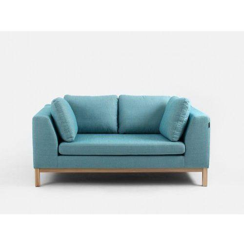 Customform Sofa dwuosobowa z funkcją spania ambient wood- różne kolory tapicerki (4010000102211)