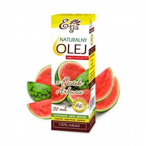 Etja Olej z pestek arbuza 50ml 100% naturalny
