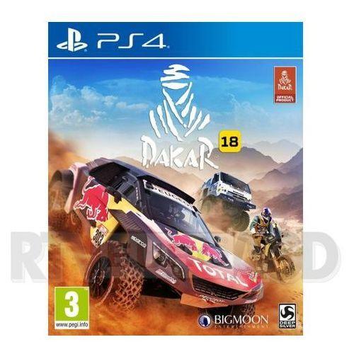 Dakar 2018 (PS4)