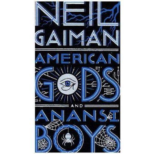 American Gods/Anansi Boys Leatherbound Edition (9780062428936)