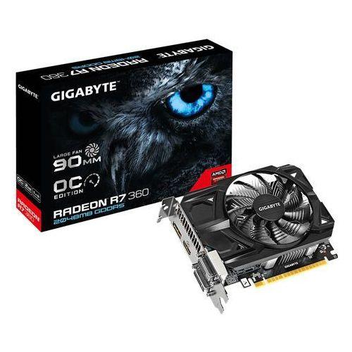 Gigabyte Radeon R7 360 2048MB 128bit OC