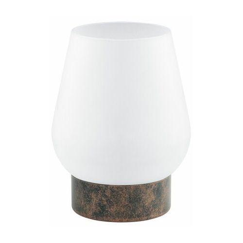 Eglo DAMASCO 1 Lampa stołowa Ciemnobrązowy, Miedź, 1-punktowy - Nowoczesny - Obszar wewnętrzny - 1 - Czas dostawy: od 2-3 tygodni