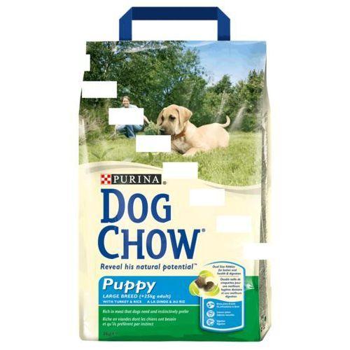 dog chow puppy large breed 3kg wyprodukowany przez Purina