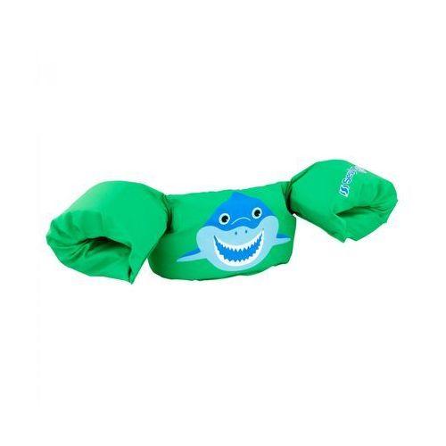 kamizelka asekuracyjna puddle jumper deluxe green shark marki Sevylor