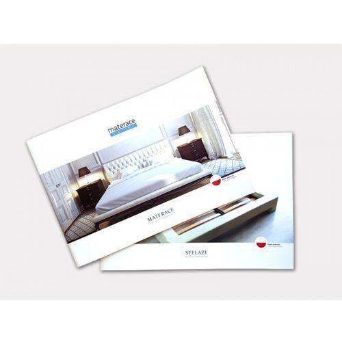 reklama - pakiet ekspozycyjny (katalogi, karta klienta) marki Frankhauer