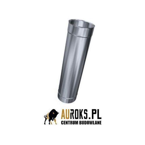 Rura rpi kwasoodporna jednościenna mks invest fi130 100cm marki Mk żary