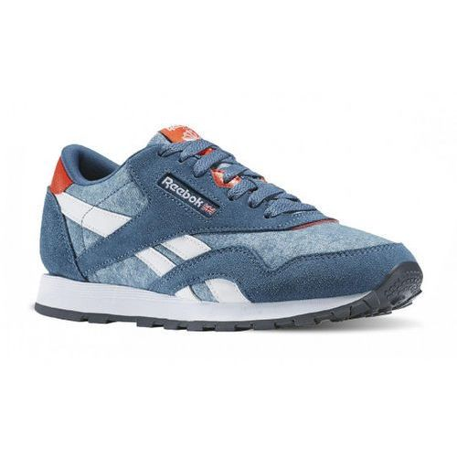 Buty cl nylon washed marki Reebok