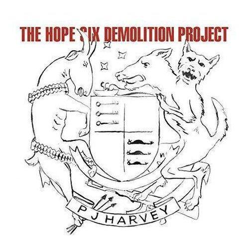 Pj harvey - the hope six demolition project marki Universal music