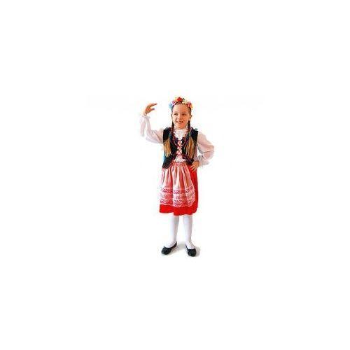 Strój Krakowianka 122/128 z kategorii Kostiumy dla dzieci