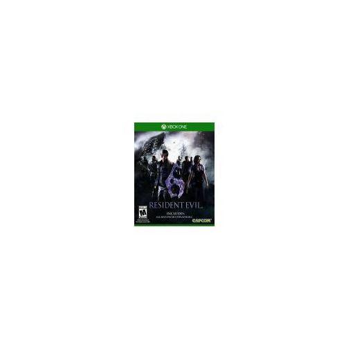 OKAZJA - RESIDENT EVIL 6 (Xbox One)
