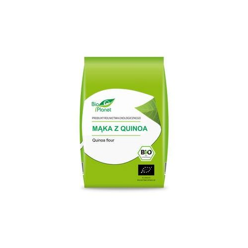 Mąka z quinoa bio 350g - marki Bio planet