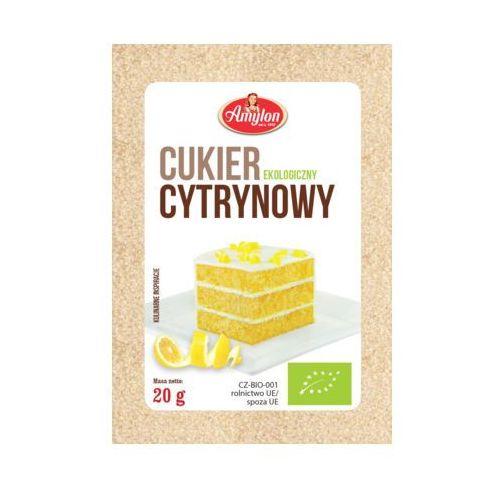 20g cukier cytrynowy bio marki Amylon