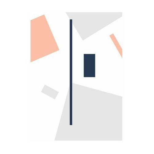 Kanwa Geometryczna Abstrakcja I 50 x 70 cm