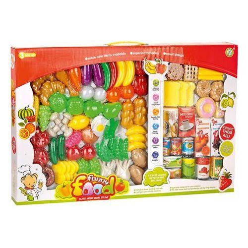 Zestaw Produkt W Spo Ywczych Do Zabawy W Gotowanie 82 Elementy Zabawki Kuchenne Dla Dzieci