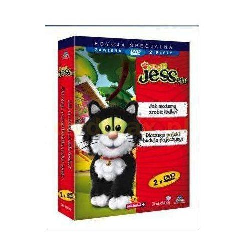 Zgaduj z Jessem Jak możemy zrobić łódkę Dlaczego pająki budują pajęczyny (2 DVD) - sprawdź w wybranym sklepie