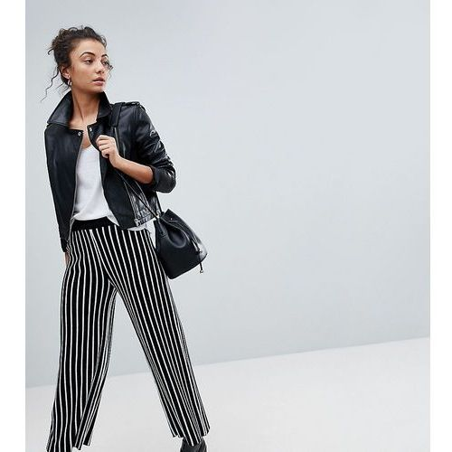 knitted culottes in stripe - multi, Asos tall