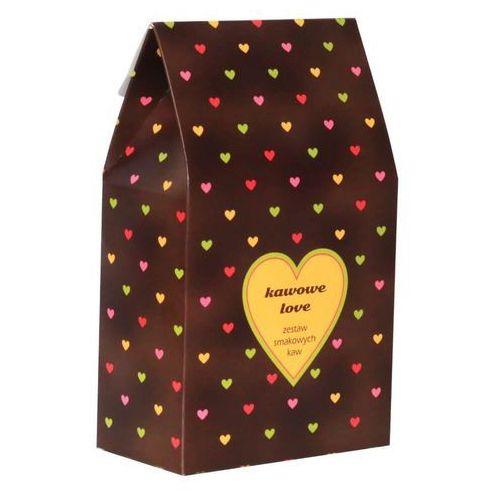 OKAZJA - Cup&you cup and you Kawowe love – prezent upominek dla zakochanych z kawą aromatyzowana smakową 10*10g