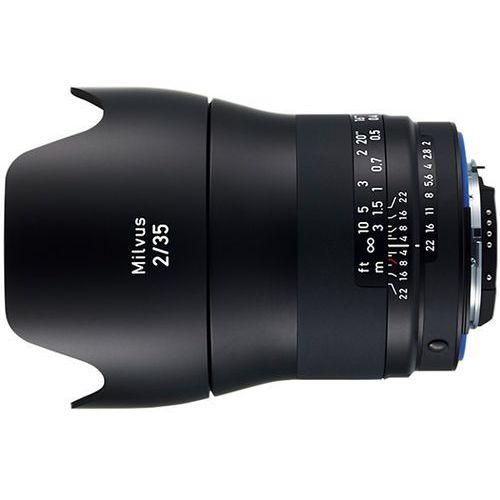 Obiektyw Zeiss Milvus 2.0/35 ZE Canon EF (2096-555) Darmowy odbiór w 22 miastach! (4047865401043)