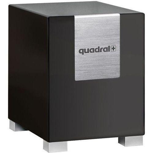 Quadral Subwoofer qube 10 czarny mat (4008880102674)