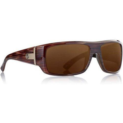 Dragon Okulary słoneczne - vantage ion woodgrain copper ion (226) rozmiar: os