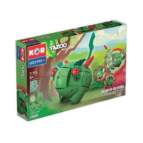 Klocki GEOMAG Tazoo Paco - 71pcs