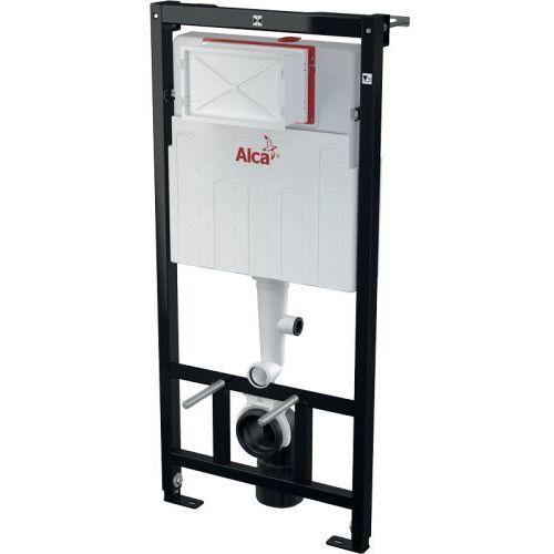 ALCAPLAST AM101/1120V Zestaw podtynkowy WC z wentylacją, AM101/1120V