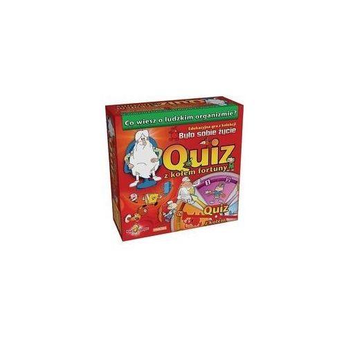 Quiz z Kołem Fortuny. Gra Edukacyjna z Kolekcji Było Sobie Życie