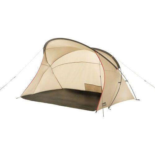 Campz beachmule namiot plażowy beżowy/szary namioty plażowe i parawany