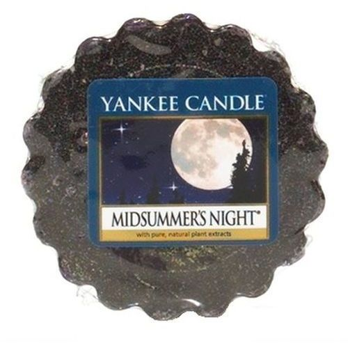 Yankee candle Wosk zapachowy - midsummer's night - 22g - (5038580000542)