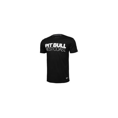 Pit bull west coast Koszulka pit bull tnt'19 - czarna (219004.9000)