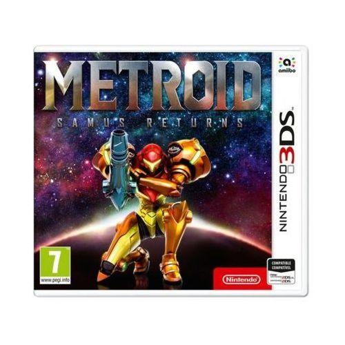 Gra 3ds metroid: samus returns marki Nintendo