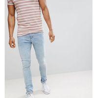 super skinny jeans in vintage light wash - blue marki Noak