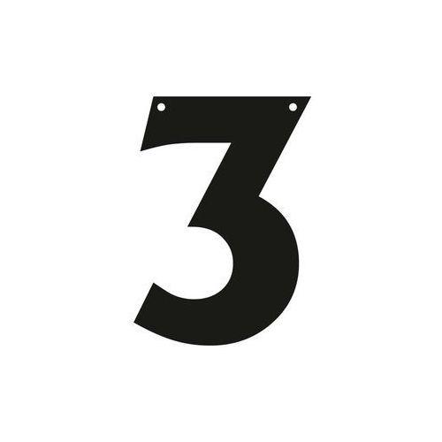 Baner personalizowany łączony - cyfra 3 marki Congee.pl