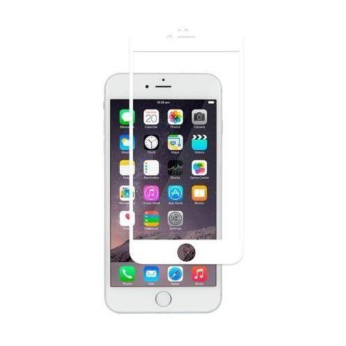 Moshi iVisor XT - Przezroczysta folia ochronna Full Face iPhone 6 Plus (biały)