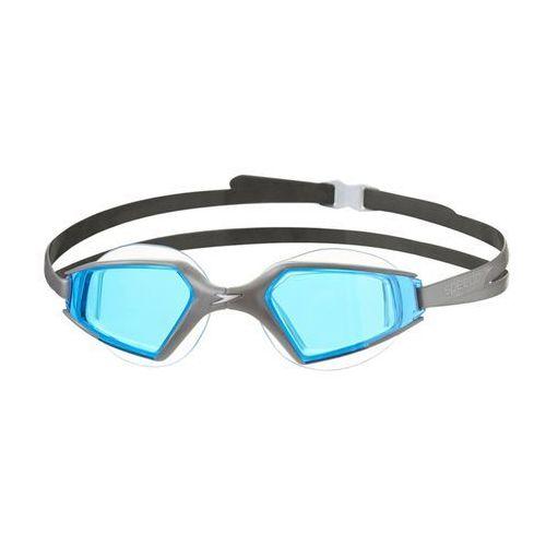 speedo Aquapulse Max Okulary pływackie szary Okulary do pływania - produkt z kategorii- Maski, płetwy i fajki