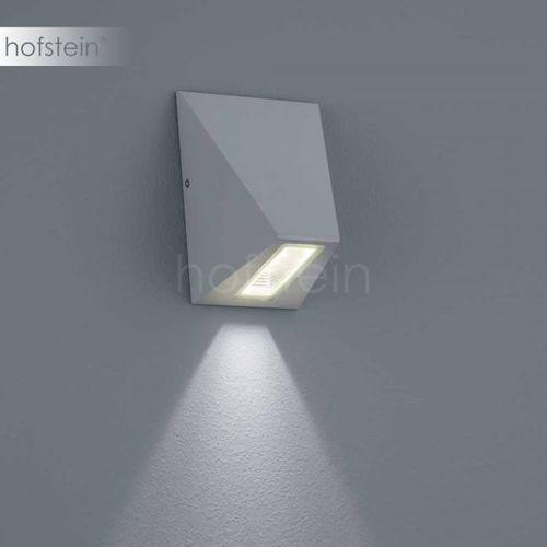 Helestra trim zewnętrzny kinkiet led srebrny, 1-punktowy - nowoczesny - obszar zewnętrzny - trim - czas dostawy: od 6-10 dni roboczych (4022671101943)