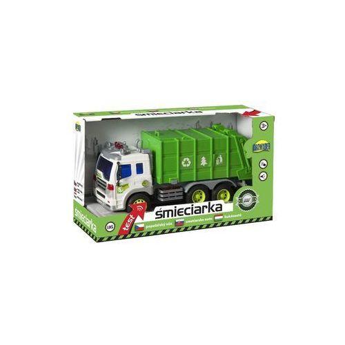 DROMADER Auto śmieciarka - Dromader